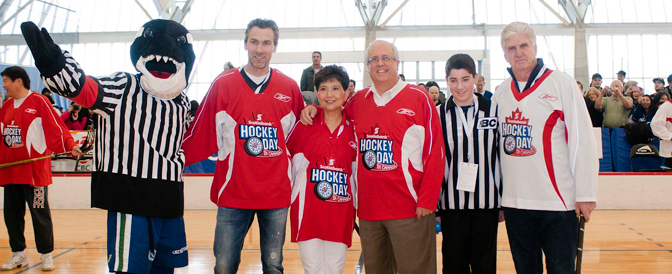 Celebrity-Ball-Hockey-at-Hockey-Day-in-Richmond